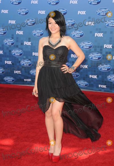 Allison Iraheta Photo - Allison Iraheta attending the  2011 American Idol Finale Arrivals Held at the Nokia Theater in Los Angeles California on 52511photo by D Long- Globe Photos Inc  2011
