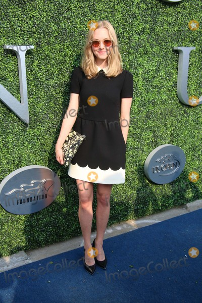 Billy Jean King Photo - Amanda Seyfried attends the Usta Foundation Opening Night Gala Blue Carpet at the 2015 Us Open Usta Billie Jean King National Tennis Center Flushing NY August 31 2015 Photos by Sonia Moskowitz Globe Photos Inc