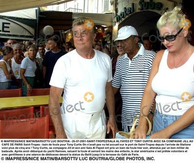 Caf Ef Bf Bd Sur Le Port De Saint Tropez