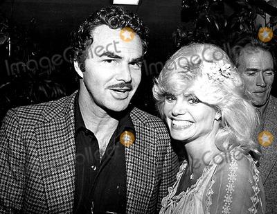 Burt Reynolds Photo - Burt Reynolds and Loni Anderson A4185 1982 Ralph Dominquez