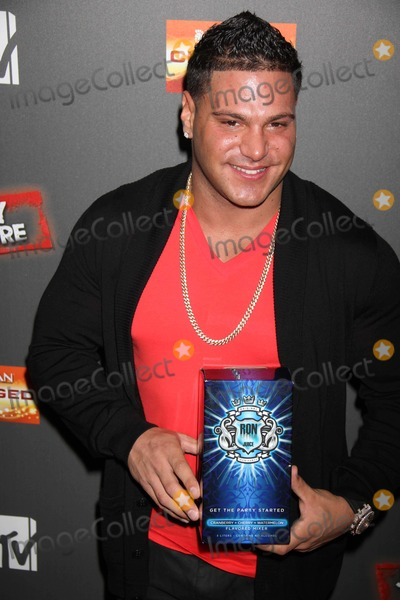 Ronnie Ortiz Magro Photo - Ronnie Ortiz- Magro at Jersey Shore Mtv Show Final Season Premire Event at Bagatelle 1 Little West 12st 10-4-2012 Photo by John BarrettGlobe Photo