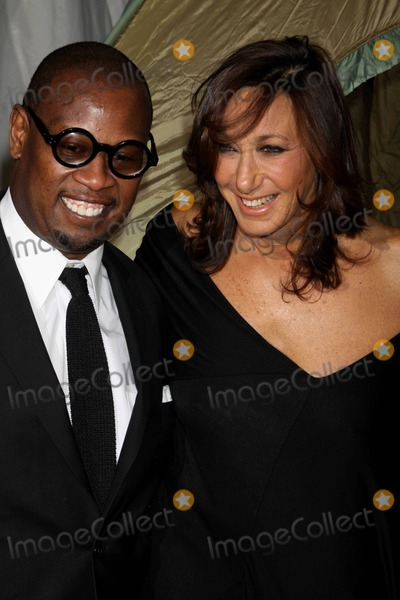 Andre Harrell Photo - Andre Harrelldonna Karan at Launch of Hope Help and Relief Haiti a Night of Humanityat the Urden Zen Center Photos by John Barrett-Globe Photos Inc2010