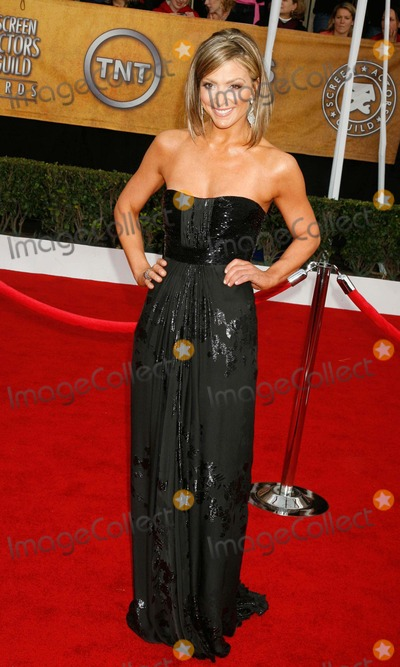 Debbie Matenopoulos Photo - 14th Annual Screen Actors Guild Awards - Arrivals Shrine Auditorium Los Angeles CA 012708 Debbie Matenopoulos Photo Clinton H Wallace-photomundo-Globe Photos Inc
