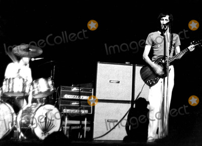 Keith Moon Photo - Keith Moon and Pete Townsend of the Who Supplied by Globe Photos Inc