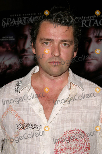Angus MacFadyen Photo - World Premiere of USA Networks Epic Miniseries Spartacus at the Dga Theatre in Hollywood CA 04062004 Photo by Kathryn IndiekGlobe Photos Inc 2004 Angus Macfadyen