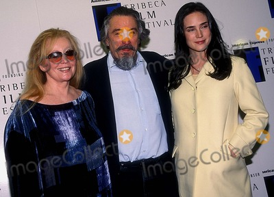 Tuesday Weld Photo - 2003 Tribeca Film Festival Once Upon a Time in America Premiere at the Tribeca Performing Arts Center New York City 05112003 Photo Barry Talesnick Ipol Globe Photos Inc 2003 Tuesday Weld Robert Deniro and Jennifer Connelly