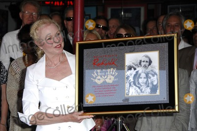Al Kooper Photo - Michelle Phillips During a Ceremony Inducting Otis Redding the Mamas  the Papas and Al Kooper Into Hollywoods Rockwalk on May 11 2007 in Los Angeles Photo by Michael Germana-Globe Photosinc