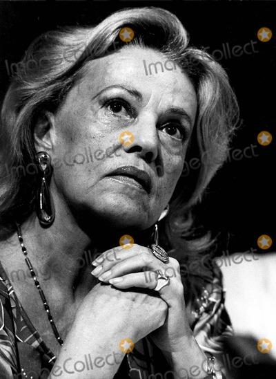 Jeanne Moreau Photo - Jeanne Moreau 1987 Photo by Dpa-ipol-Globe Photos Inc