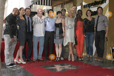 Norman Reedus Photo - Gale Anne Hurd Honored with Star on the Hollywood Walk of Fame in Front of Napolean Perdis Hollywood Hollywood CA 10032012 Gale Anne Hurd with Michael Rooker Laurie Holden Norman Reedus Lauren Cohan and the Cast of the Walking Dead Photo Clinton H Wallace-photomundo-Globe Photos Inc