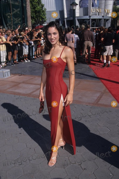 Tsianina Joelson Photo - Tsianina Joelson the 15th Annual Mtv Video Music Awards in Los Angeles  Ca 1998 K13209fb Photo by Fitzroy Barrett-Globe Photos Inc