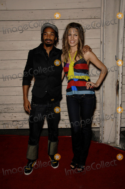 Eddie Steeples Photo - Eddie Steeples and Nadine Velazquez During the Maxim Magazine 2008 Hot 100 Held at Paramount Studios New York Street on May 21 2008 in Los Angeles Photo by Michael Germana-Globe Photos Inc 2008