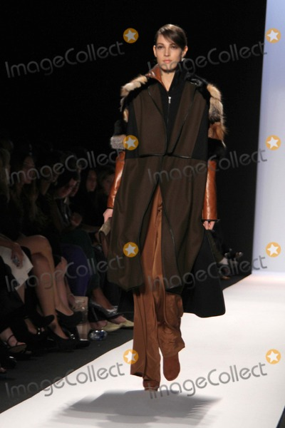 Max Azria Photo - Bcbg Max Azria Fashion Show Mercedes-benz Fashion Week NYC Lincoln Center NYC February 9 2012 Photos by Sonia Moskowitz Globe Photos Inc