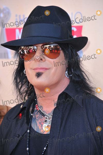 Nikki Sixx Photo - Nikki Sixx attending the 2015 Iheartradio Music Awards Held at the Shrine Auditorium in Los Angeles California on March 29 2015 Photo by D Long- Globe Photos Inc