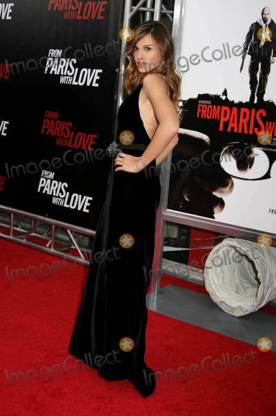 Kasia Smutniak Photo - The New York Premiere of  From Paris with Love the Ziegfeld Theater NYC 01-28-2010 Photos by Sonia Moskowitz Globe Photos Inc 2010 Kasia Smutniak