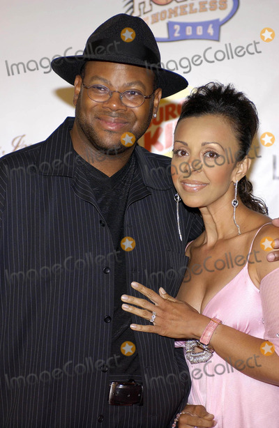 Jimmy Jam Photo - the Harlem Renaissance LA Style at LA Center Studios in Los Angeles California 07312004 Photo by Valerie GoodloeGlobe Photos Inc 2004 Jimmy Jam and Wife Lisa