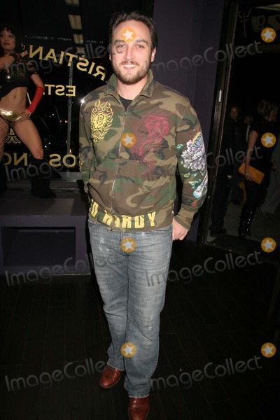 Alex Quinn Photo - Christian Audigier Holiday Party Christian Audigier Store Los Angeles CA 12-11-2006 Alex Quinn Photo Clinton H Wallace-photomundo-Globe Photos Inc