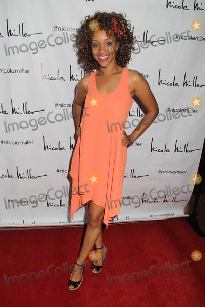 Chrystee Pharris Photo - Natasha Mccreas Evolution of a Love Addict Book Launch Cocktail Party Hosted by Chrystee Pharris Nicole Miller Store West Hollywood CA 10222014 Chrystee Pharris Clinton H WallaceGlobe Photos Inc