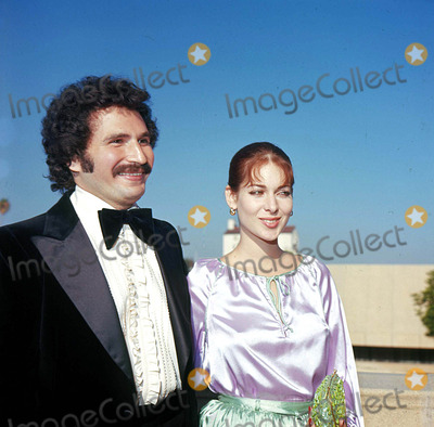 Gabe Kaplan Photo - Gabe Kaplan and Lee Walsh 1977 G4756 Photo by Bruce CutlerGlobe Photos Inc