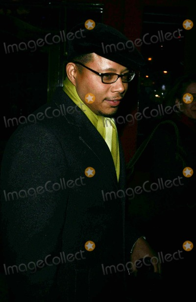 Al Reynolds Photo - Terrence Howard Out and About Leaving a Restaurant with Tamara Tunie(not Pictured) Star Jones(not Pictured) and AL Reynolds Midtown  New York City 02-28-2006 Photo by Rick Mackler-rangefinder-Globe Photosinc Terrence Howard