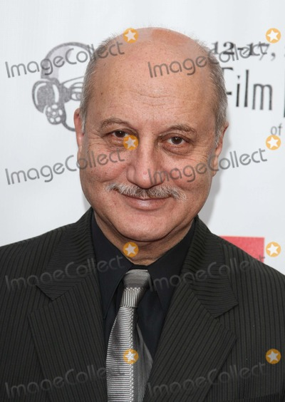 Anupam Kher Photo - Anupam Kher Actor Zokkomon World Premiere 9th Annual Indian Film Festival of Los Angeles Closing Night Gala Photo by Graham Whitby Boot-allstar - Globe Photos Inc