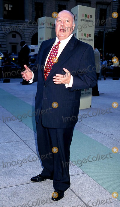 Roger Ailes Photo - Sd0624 the Four Seasons Rest 40th Anniversary at the 4 Seasons in New York City Roger Ailes Photo Byrose HartmanGlobe Photos Inc
