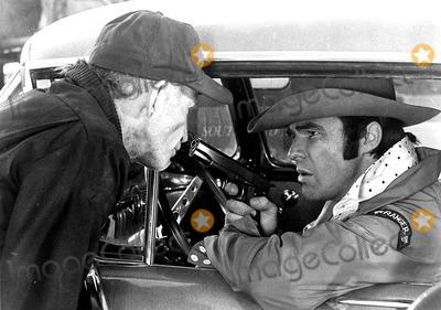 Burt Reynolds Photo - Fred Stuthman and Burt Reynolds in a Scene From ww  the Dixie Dancekings Supplied by Globe Photos Inc