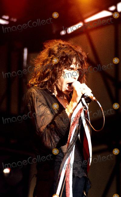 Aerosmith Photo - Aerosmith Photo Gary Merrin Globe Photos Inc