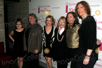 Karen Carpenter Photo - Off Broadways LOVE LOSS  WHAT I WORE celebrates its new cast at PIO PIO restaurant NYC 04-01-2010 Photos by Rick Mackler Rangefinder-Globe Photos Inc2010JAYNE HOUDYSHELL MELISSA JOAN HART SHIRLEY KNIGHT LUCY DeVITO  director KAREN CARPENTER  JUDY GOLDK64936RM
