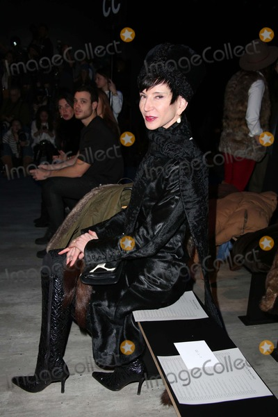 Angel Sanchez Photo - Angel Sanchez Fw2015 Fashion Show-celebrities Mercedes Benz Fashion Week Lincoln Center NYC February 16 2015 Photos by Sonia Moskowitz Globe Photos Inc