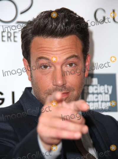 Ben Affleck Photo - The 52nd New York Film Festival 2014 Opening Night Gala Presentation and World Premiere of Gone Girl Alice Tully Hall Lincoln Center NYC September 26 2014 Photos by Sonia Moskowitz Globe Photos Ben Affleck