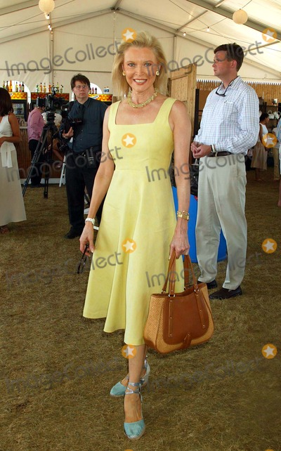 AUDREY GRUSS Photo - the Hampton Classic Horse Show Final Day Grand Prix Luncheon Bridgehampton New York 09-04-2005 Photo by Sonia Moskowitz-Globe Photos Inc 2005 Audrey Gruss