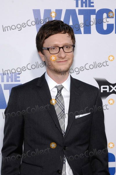 Akiva Schaffer Photo - Akiva Schaffer During the Premiere of the New Movie From Twentieth Century Fox the Watch Held at Graumans Chinese Theatre on July 23 2012 in Los Angeles Photo Michael Germana - Globe Photos