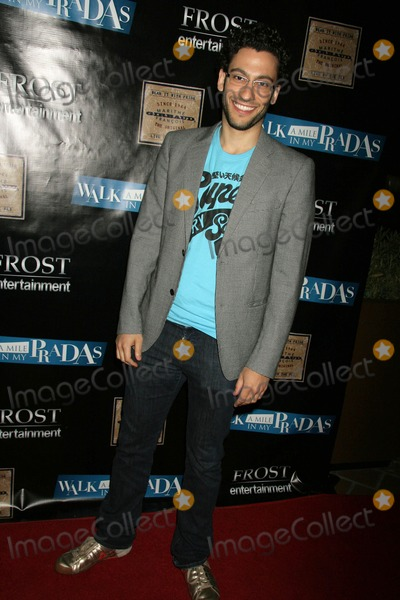 Adam Tsekhman Photo -  Walk a Mile in My Pradas Los Angeles Premiere in Memory of Chanet johnson-benefiting Haiti Relief   belieflaemmle Sunset 5 Cinemas  West Hollywood ca05042011  Adam Tsekhman   photo Clinton H wallace-photomundo-globe Photos Inc 20
