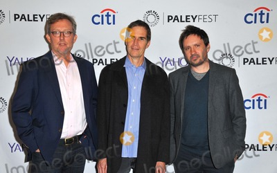 Alex Cary Photo - Alex Gansa Chip Johannessen Alex Cary attending the Paley Center For Medias 32nd Annual Paleyfest LA Honoring Homeland Held at the Dolby Theatre in Hollywood California on March 6 2015 Photo by D Long- Globe Photos Inc