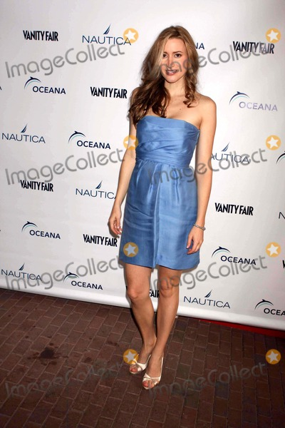 Alexis Bryan Photo - Alexis Bryan Morgan Fashion Editor at Vanity Fair at Oceana Celebrates World Oceana Day with Nautica and Vanity Fair at Hudson Terrace 621 W46st 06-8-09 Photos by John Barrett-Globe Photosinc2009