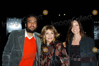 Veronique Peck Photo - Ben Harper and Veronique Peck and Cecilia Peck at the Premiere of Inland Empire Los Angeles County Museum of Art Los Angeles CA 12-09-2006 Photo by Michael Germana-Globe Photos Inc 2006