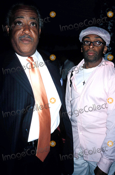 Crystal Anthony Photo - Tonya Lee and Crystal Anthonys Book Party For Gotham Diaries Hudson Hotel New York City 07072004 Photo Rose Hartman  Globe Photos Inc 2004 AL Sharpton and Spike Lee