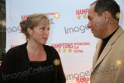 Amy Redford Photo - The 17th Annual Hamptons International Film Festival East Hampton and Southampton NY October 9 09 Photos by Sonia Moskowitz Globe Photos Inc 2009 Amy Redford and Stuart Match Suna