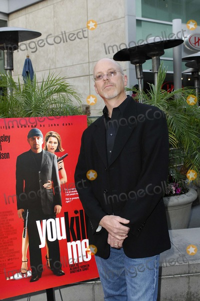John Dahl Photo - John Dahl During the Premiere of the New Movie You Kill ME at the Arclight Hollywood Cinema on June 11 2007 in Los Angeles Photo by Michael Germana-Globe Photos 2007