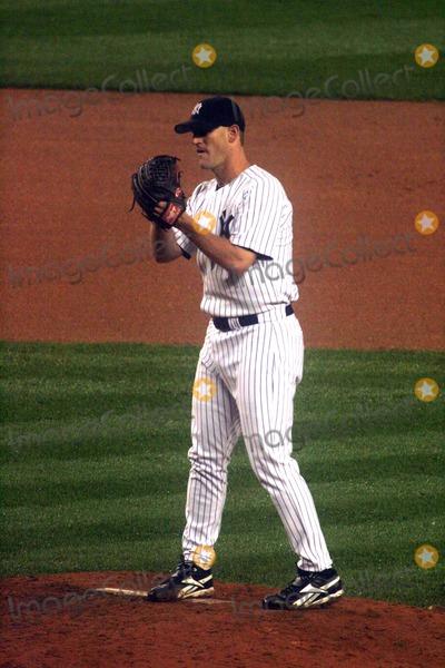 Aaron Small Photo - the New York Yankees Vs the Los Angeles Angels Yankee Stadium Bronx New York 10-07-2005 Photo by John Barrett-Globe Photos Inc 2005 Aaron Small