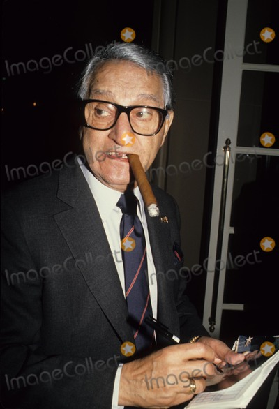 Danny Thomas Photo - Danny Thomas 1989 Photo by Michelson-Globe Photos Inc