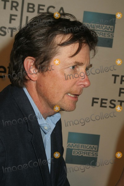 Michael J Fox Photo - Michael J Fox attends Trust ME Premire During the 2013 Tribeca Film Festival at Bmcc Tribeca Pac on 4202013 in NYC Photo by Mitch Levy- Globe Photos Inc