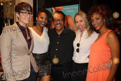 Chrystee Pharris Photo - Natasha Mccreas Evolution of a Love Addict Book Launch Cocktail Party Hosted by Chrystee Pharris Nicole Miller Store West Hollywood CA 10222014 Claudia Lari Natasha Mccrea Ted Lange Christy Oldham and Chrystee Pharris Clinton H WallaceGlobe Photos Inc
