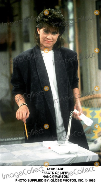 Nancy Mckeon Photo - Facts of Life Nancy Mckeon Supplied by Globe Photos