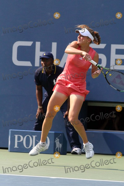 Anna Chakvetadze Photo - Us Open (Day12) at Billie Jean King Tennis Center Date 09-07-07 Photos by John Barrett-Globe Photosinc Anna Chakvetadze
