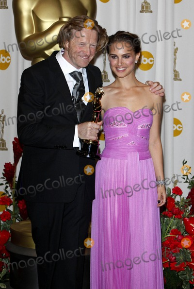 Anthony Dod Mantle Photo - Anthony Dod Mantle Natalie Portman Cinematographer Actress the 81st Annual Academy Awards (Oscars) Press Room Held at the Kodak Theatre in Hollywood California 02-22-2009 Photo by Kurt Krieger-allstar-Globe Photos Inc