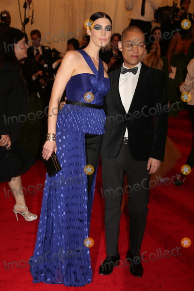Jessica Pare Photo - The Metropolitan Museum of Art Costume Institute Gala Celebrating the Exhibition punkchaos to Couture the Metropolitan Museum of Art NYC May 6 2013 Photos by Sonia Moskowitz Globe Photos 2013 Jessica Pare Jason Wu