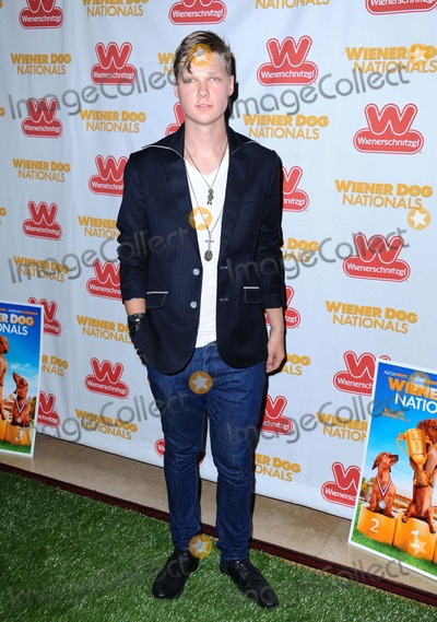 Austin Anderson Photo - Austin Anderson attending the Los Angeles Premiere of Wiener Dog Nationals Held at the Pacific Grove Theatres in Los Angeles on June 18 2013 Photo by D Long- Globe Photos Inc
