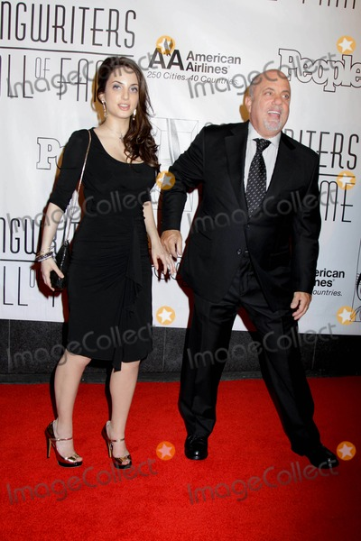 Alexa Ray Joel Photo - The songwriters Hall of Fame 2011 Annual Awards galathe Mariott Marquis Hotel nycjune 16 2011photos by Sonia Moskowitz Globe Photos Inc 2011billy Joel Alexa Ray Joel