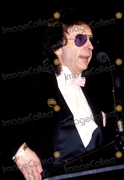 Phil Spector Photo - Sd1015 Rocknroll Hall of Fame Phil Spector Photo Byadam ScullGlobe Photos Inc 1992 Philspectorretro